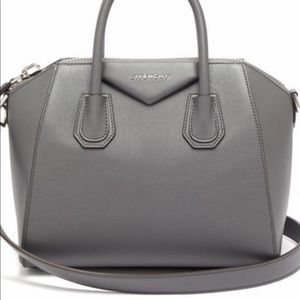 Givenchy Antigona Medium Gray Sachel